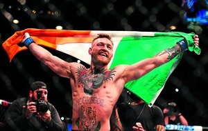 Conor McGregor charged with New York assault