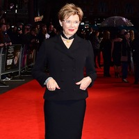 Annette Bening had 'moments that were awkward' as a young actress