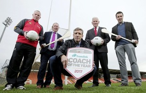Armagh boss Kieran McGeeney helps launch search for Ulster GAA's 'Coach of the Year'