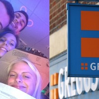 This student got Greggs to turn one of its shops into a club for the night