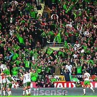 THE BOOT ROOM: O'Neill's Ireland brutal to watch and compelling viewing at the same time