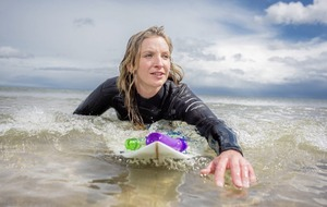Catching the next big wave still a passion for Donegal's five-time surf champion