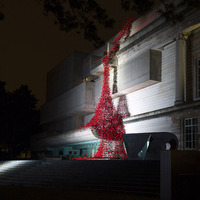Weeping Window poppy display opens at Ulster Museum