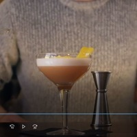 Video: Whiskey Sour cocktail recipe