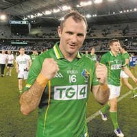 On This Day - Oct 14 2010: Stevie McDonnell appointed Ireland Rules captain