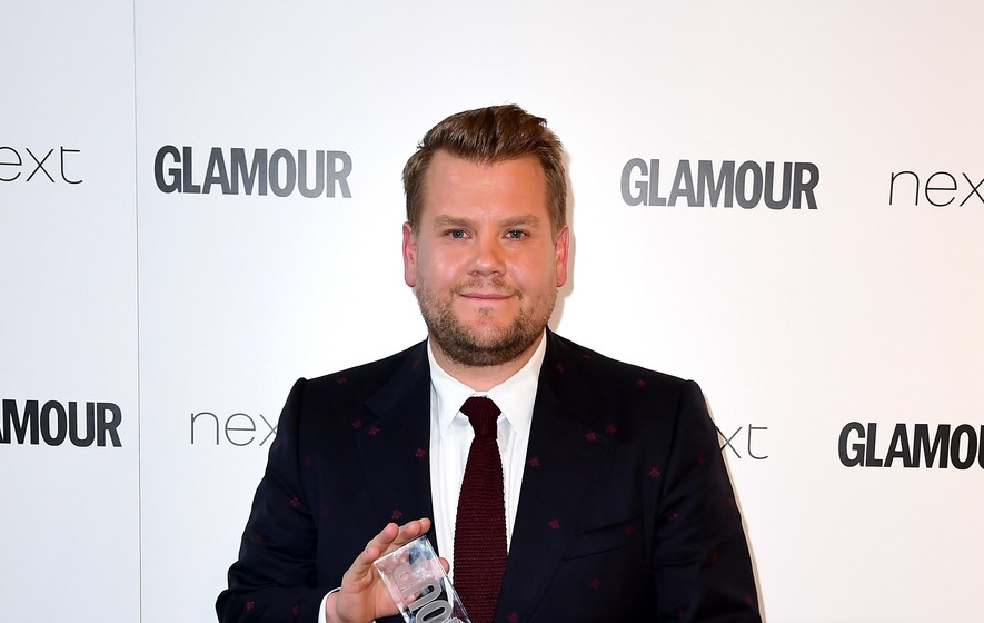 James Corden receives backlash after controversial Harvey Weinstein joke at charity event
