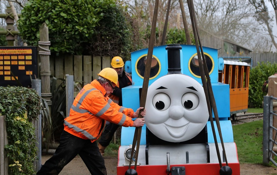 Thomas the Tank Engine is getting two new female characters