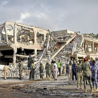 Somalia truck bomb death toll rises to 231