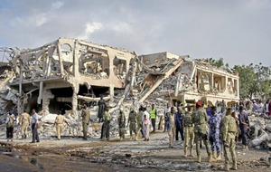 Somalia truck bomb death toll rises to 231