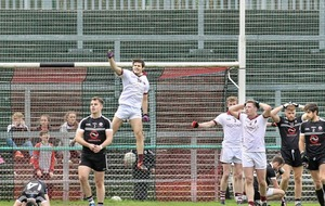 Slaughtneil keep a grip on their big provincial rivals from Kilcoo