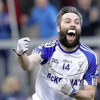 All the heartache was worthwhile for this moment: Armagh Harps ace Charlie Vernon
