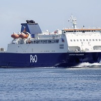 P&O reports six-year high freight volumes on Larne to Cairnryan service