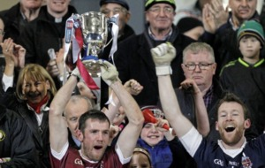 Slaughtneil stopper Antoin McMullan happy to hand out praise to clubmates