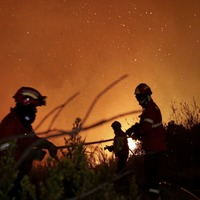Dozens dead following wildfires in Portugal and Galicia