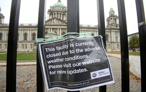 Almost every aspect of daily life disrupted as Hurricane Ophelia hits the north
