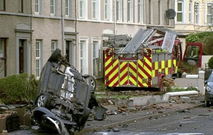 Fire engine theft sentence will 'raise eyebrows' for some Larne residents