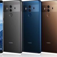 Huawei reveals the AI-powered Mate 10 line-up it wants to challenge Apple and Samsung