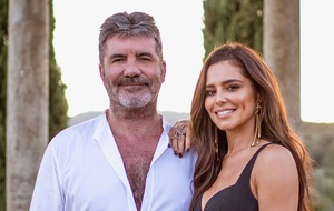 Cheryl returns to The X Factor to help out Simon Cowell