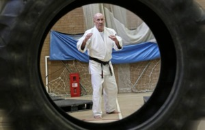 'I'm the oldest one wherever I go - tournaments, training....who cares? I know I don't': Judo veteran Harry McGuigan on why age will only ever be a number