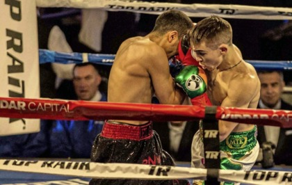 "Michael Conlan says Carl Frampton rumble would be ""bad for the city"""