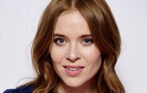 Angela Scanlon: We want to support girls getting into tech on Robot Wars
