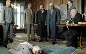 Armando Iannucci's The Death Of Stalin a dazzling black Russian comedy