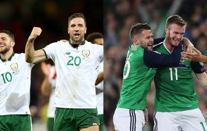 Bring it on! Republic and Northern Ireland fans react to the World Cup play-off draw