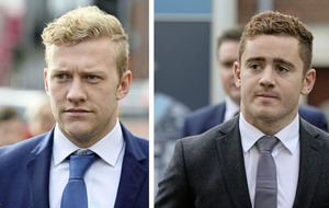 Rugby stars Paddy Jackson and Stuart Olding will face rape trial