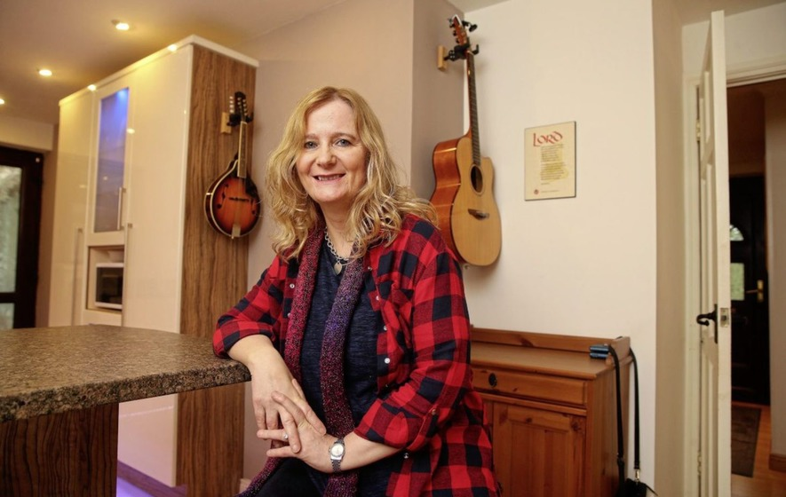 Brenda Kennedy keeping the magic of late husband Bap's music alive