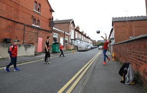 In praise of street football