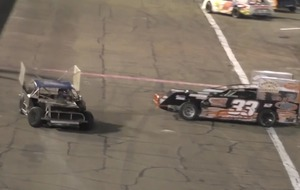 This might be the most unpredictable minute of racing you watch all season
