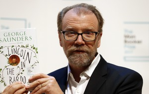 US author George Saunders honoured with Man Booker Prize
