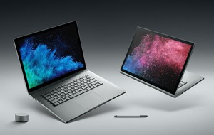 Microsoft has added Surface Book 2 to its PC line-up