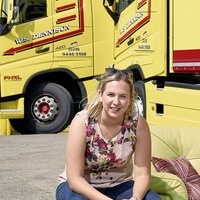 Antrim businesswoman campaigning for diversity in north's transport & logistics sector