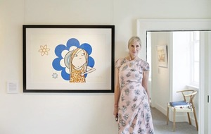 Children's author Lauren Child talks about the inspiration behind Charlie and Lola