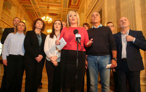 Michelle O'Neill: Brokenshire's unhelpful deadline means we are quickly running out of road for a deal