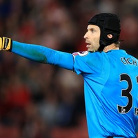 Petr Cech's table-tennis reactions drill might leave you a bit dizzy