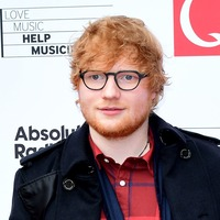 Injured Ed Sheeran calls himself 'a cripple' as he picks up Q Award