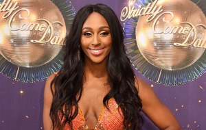 It's been a tough journey since my mum died, says Strictly's Alexandra Burke