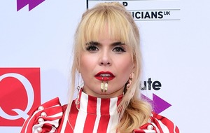 Paloma Faith stuns with lip rings on Q Awards red carpet