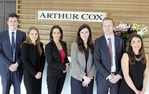 Arthur Cox opens its doors to trainee lawyers