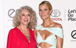 Blythe Danner defends daughter Gwyneth Paltrow over Weinstein claims
