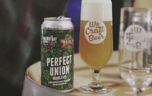 Craft Beer: Galway Bay's new Belfast bar coincides with cracking IPA Perfect Union