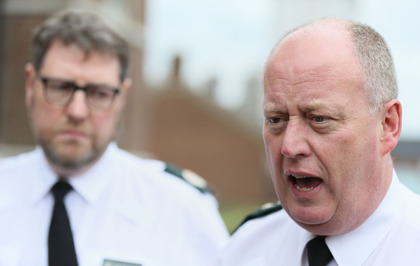 Video:   Chief Constable says misconduct probe over PSNI vehicle contracts will not find any wrongdoing