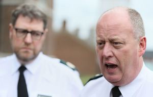 Video: Chief Constable George Hamilton says misconduct probe over PSNI vehicle contracts will not find any wrongdoing