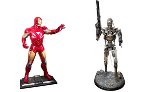 Star Wars, Ironman and Terminator movie memorabilia auction to take place in Belfast