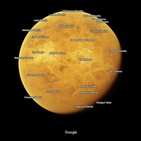 Google Maps now offers a tour of the solar system