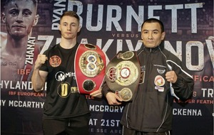 Ryan Burnett has battle on his hands to win world bantamweight unification battle says Ricky Hatton