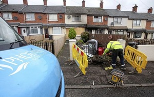 Two families left homeless after gas explosion at house in Ardoyne