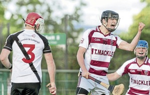 Switching codes a smooth transition for Slaughtneil's Brendan Rogers